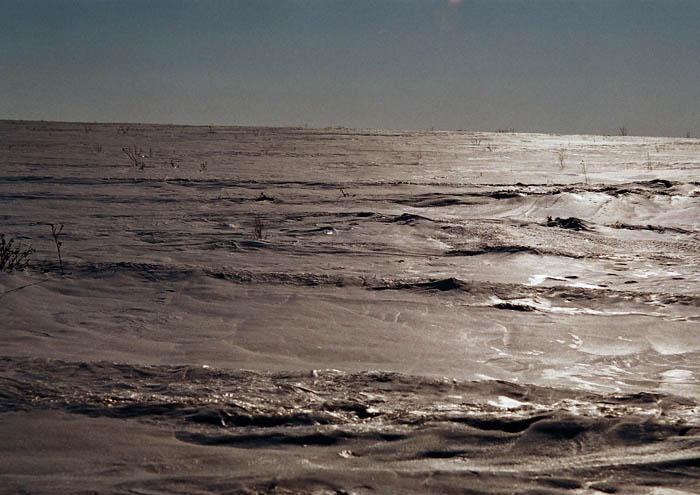 Море снега