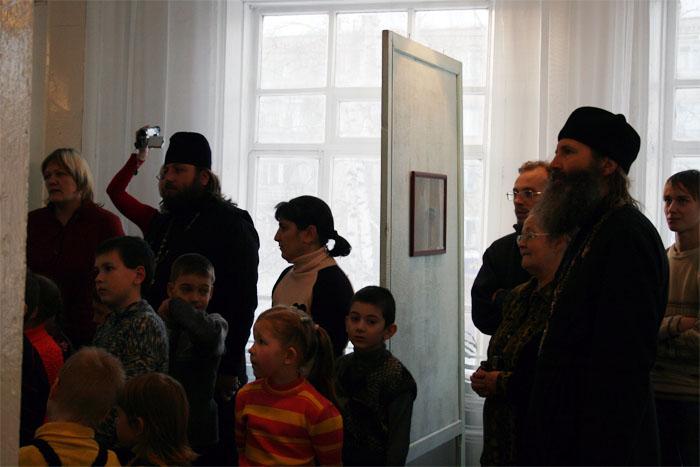 Выставка в г. Верхний Уфалей