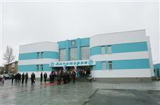 Губернатор Челябинской области Петр Иванович Сумин посетил город Пласт
