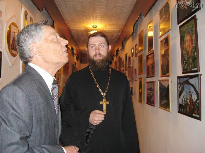 А это, Петр Иванович, проект Об Урале с-любовью, который вы в свое время поддержали