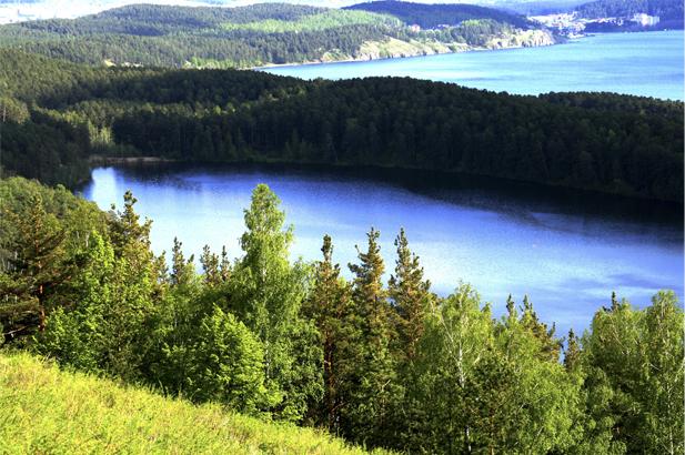 Два Озера. Тургояк и Инышко