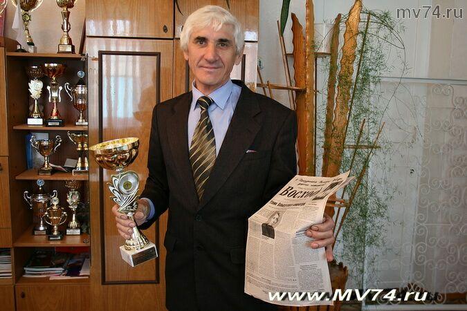 Виктор Васильевич Нестеров, глава администрации Аргаяшского сельского поселения
