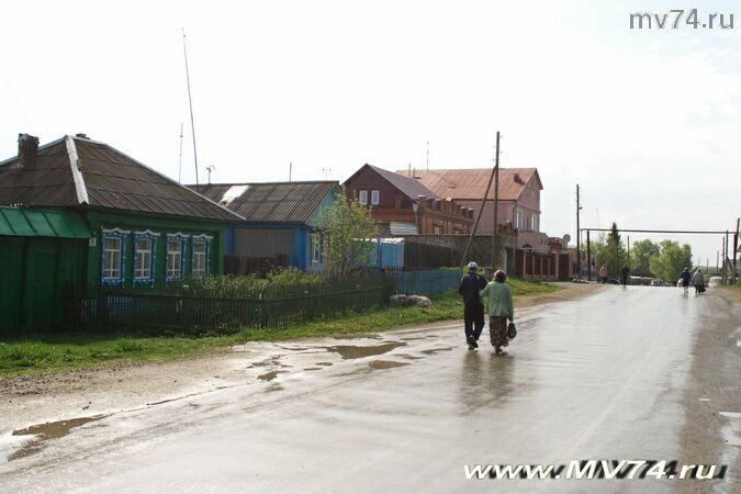 Аргаяшская дорога