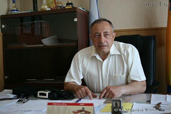 Татарников Сергей Васильевич, глава Уйского сельского поселения.
