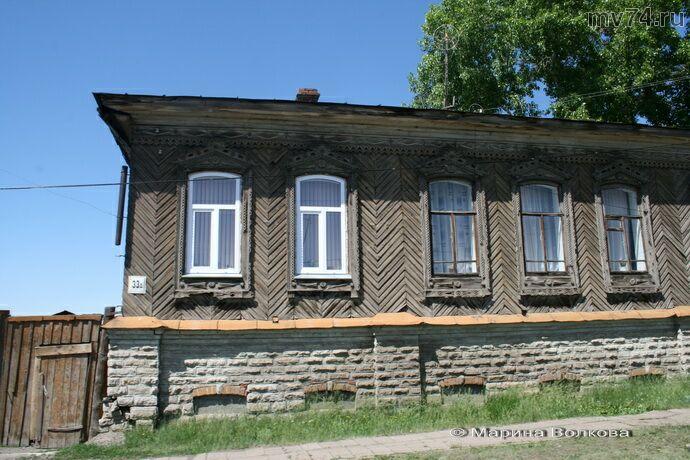 Дом в Верхнеуральске