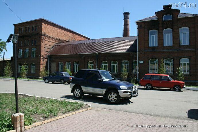 Верхнеуральский водочный завод