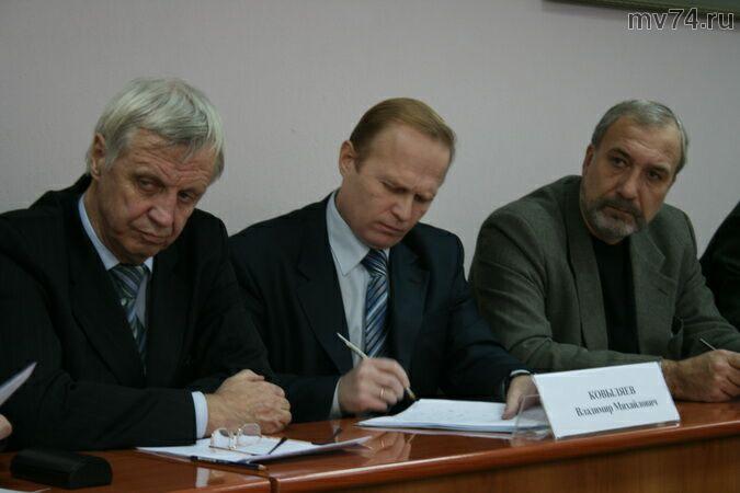 Во время заседания, посященного субконтрактингу