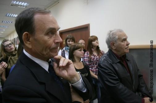 Фотогалерея писателей Урала