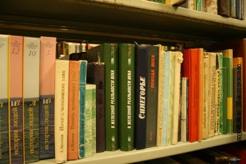 Библиотеки Сатки