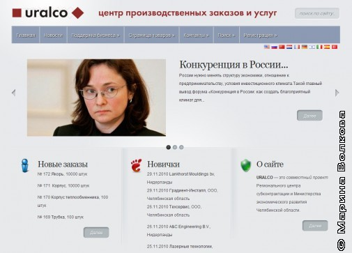 Урал как центр кооперации