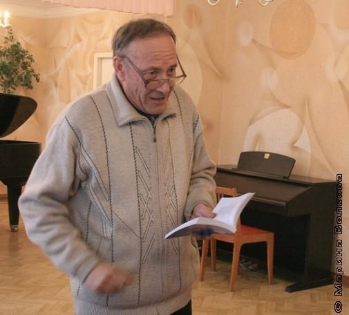 Поэт, мужчина, дедушка