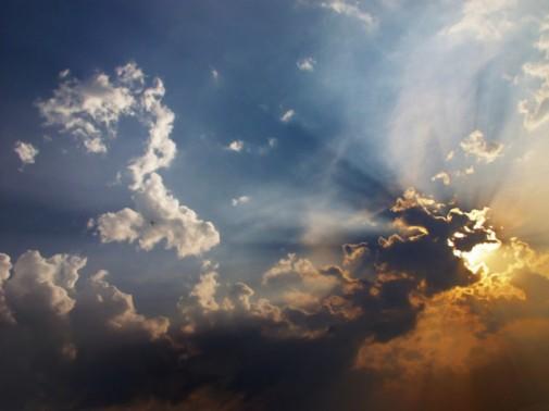 Краски неба