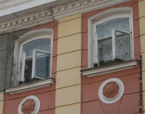 Нижегородские окна