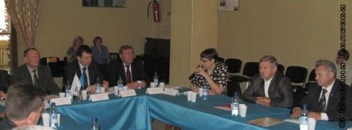 конференция в Коркино