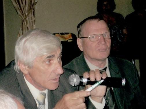 В.Нестеров и М.Дегтярев