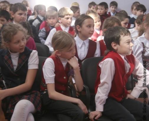 школьники 21 школа Миасс