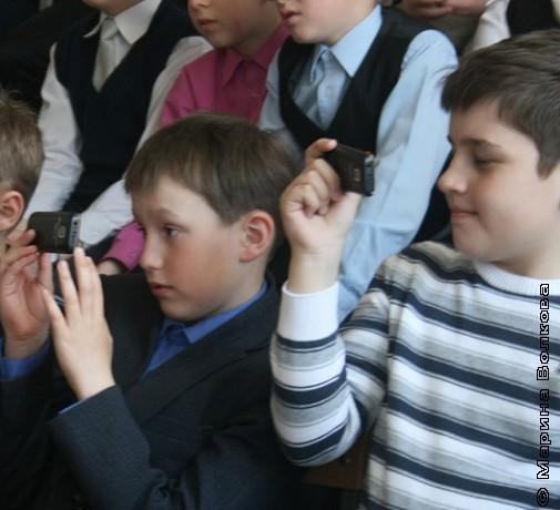 юные фотографы