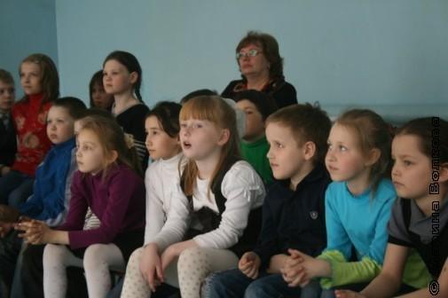Ученики 10-ой школы Миасса
