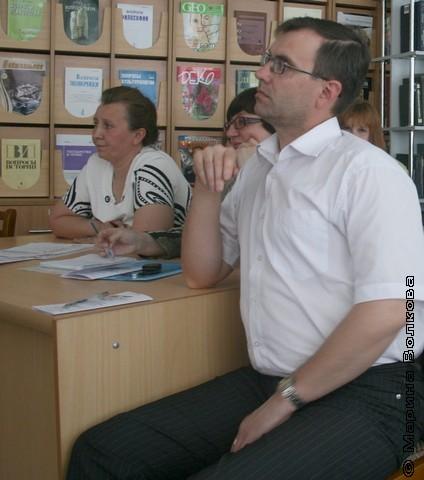 На круглом столе-семинаре по проблемам информационной безопасности