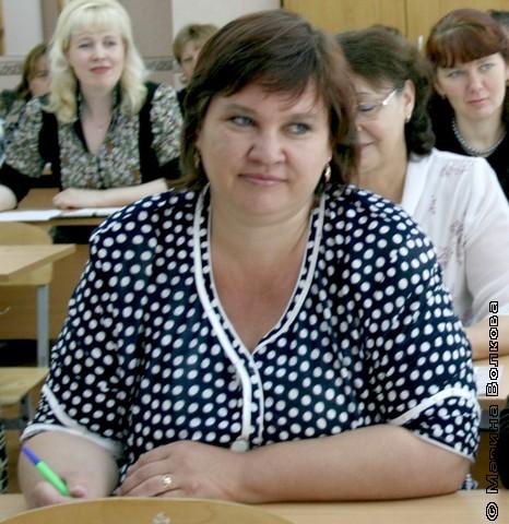 Огневская средняя школа