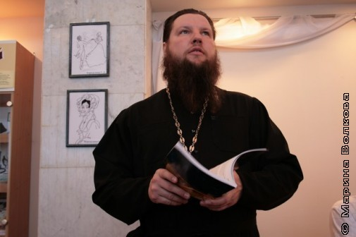 Отец Алексий поэт