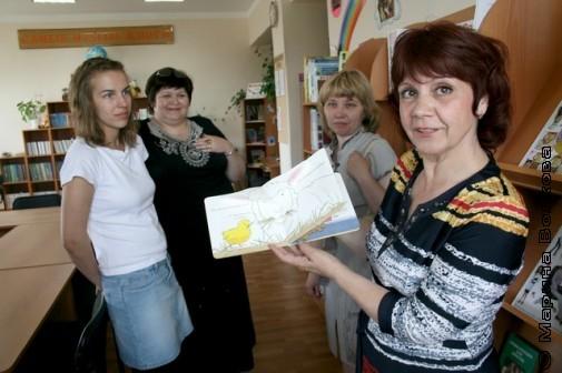 А.Волкова, Е.Сыч, М.Укосуева, Н.Пикулева