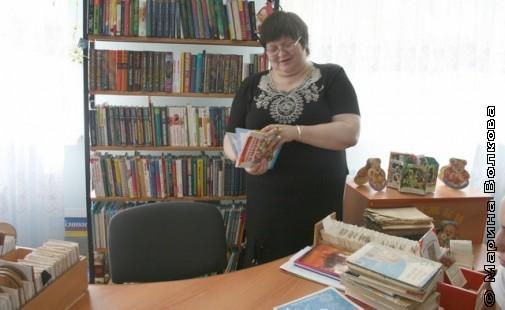 в детской библиотеке Увельского сельского поселения