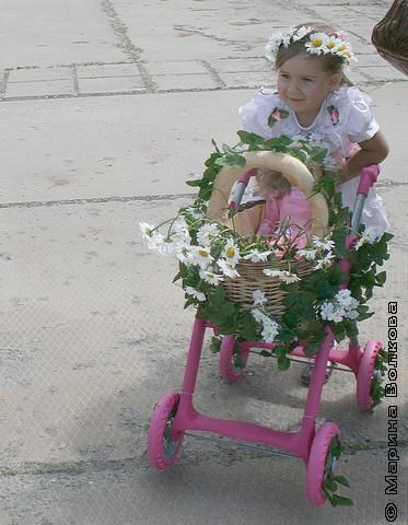 как подготовить коляску к параду колясок