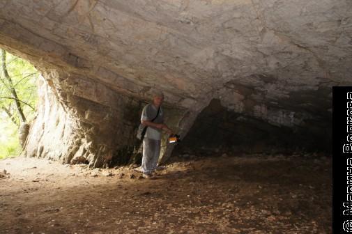 Гроты пещер