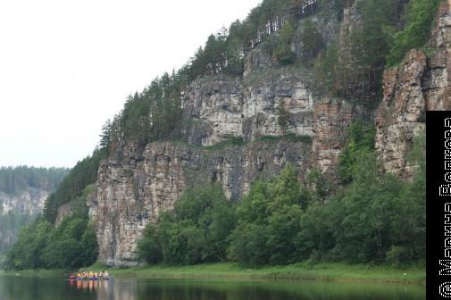 Притёсы реки Ай