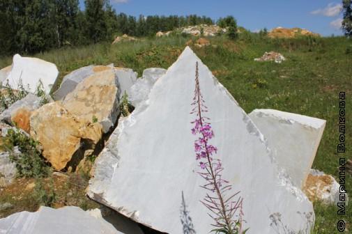 Уральский мрамор