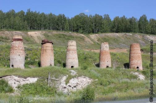 Печи в поселке Межевом Саткинского района