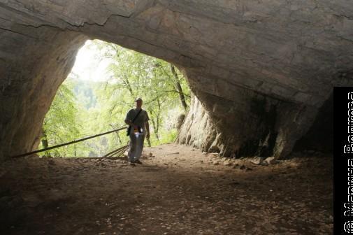 Грот пещеры