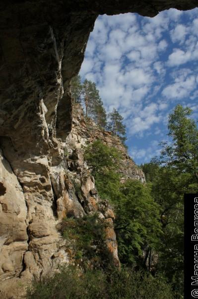 Сакиз-Тамакский пещерный комплекс