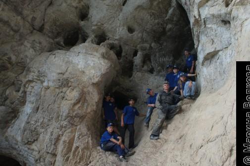 у пещерного комплекса