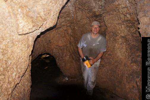 Путешествие по пещере