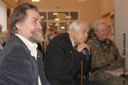 Почитатели Анатолия Белозёрцева
