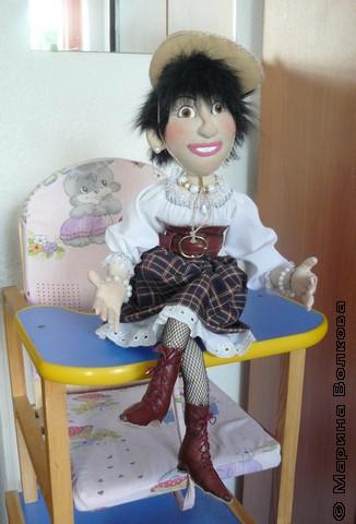 Кукла Сонька