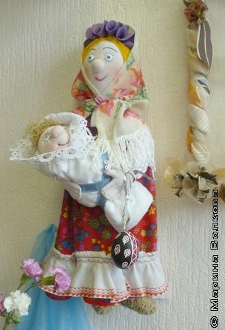 кукла Мамочка
