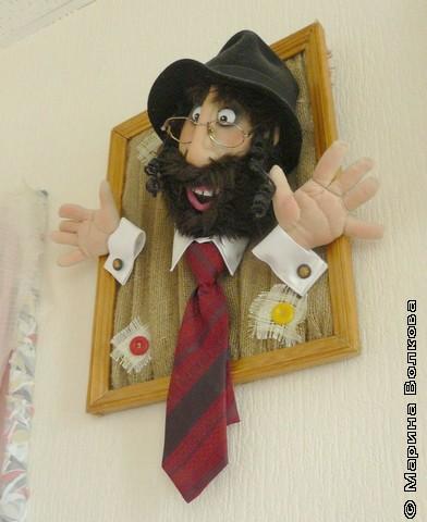 кукла еврей