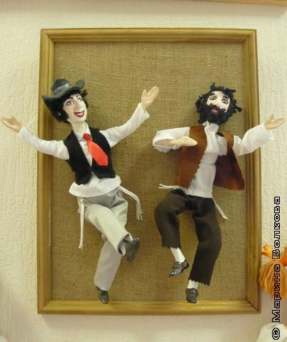 куклы танец