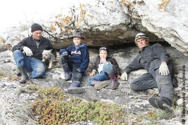 дети и пещеры-3