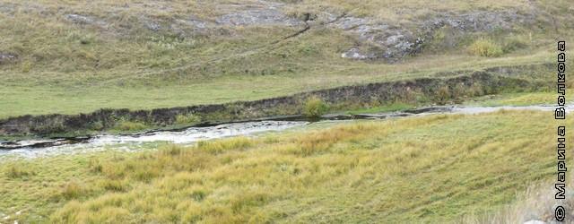Река Увелька