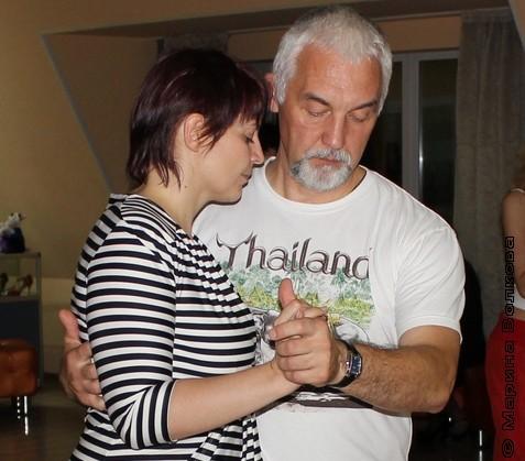 Первое аргентинское танго