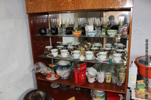 Парадная посуда