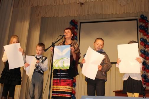Нина Пикулева и дети