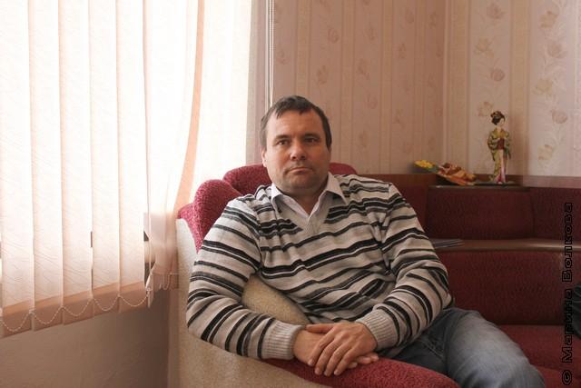 """Владимир Николаевич Бреднев, редактор журнала """"Апельсинка"""""""