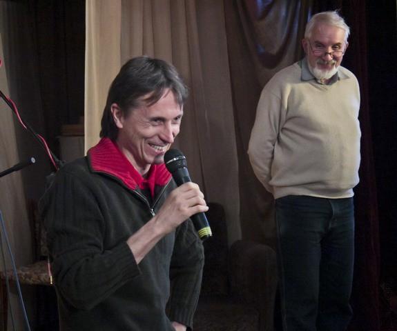 М.Придворов и В.Феркель