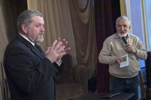 М.Богуславский и В.Феркель