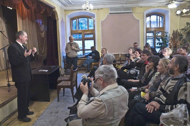 """Презентация книги М.Богуславского """"Другие судьбы"""""""